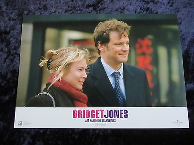Bridget Jones lobby cards/stills - Renee Zellweger, Colin Firth, Hugh Grant