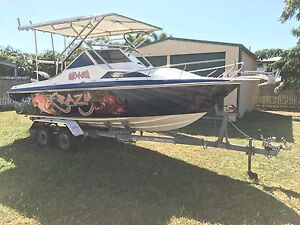Reef boat Garbutt Townsville City Preview