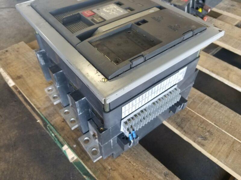 GE SSF20D220 Power Break II 2000A Circuit Breaker