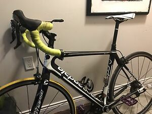 2015 cannondale Synapse $750 firm