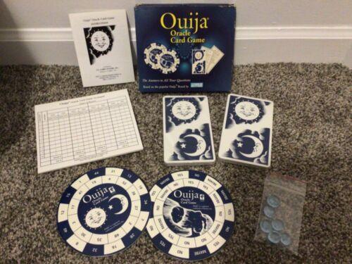 Ouija Oracle Card Game