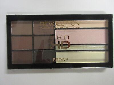 Makeup Revolution Pro HD Brows Palette Kit NEW