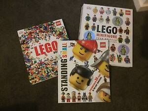Lego Hardcover Books x 3 Prospect Prospect Area Preview