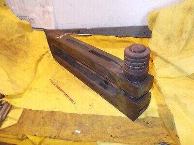 C Frame Punch Sheet Metal Hole Press Brake Tool Unit Unipunch Usa 18a 2 12
