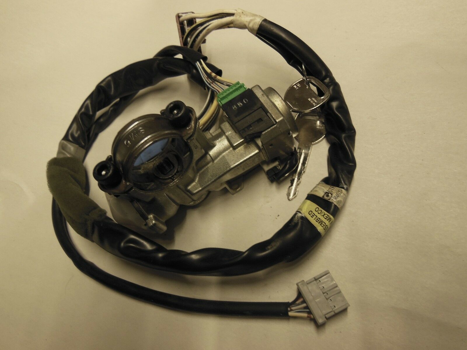 Used Acura Cl Ignition Systems For Sale 1997 Tl Seat Wiring Key Switch 2 Keys New Bolts