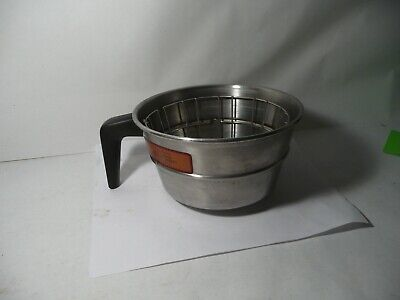New Wilbur Curtis Sh Wc-3318 Coffee Brewer W Basket For Alpha 1gt 3gt Stainless