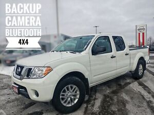 2018 Nissan Frontier SV 4X4 Crew Cab  FREE Delivery