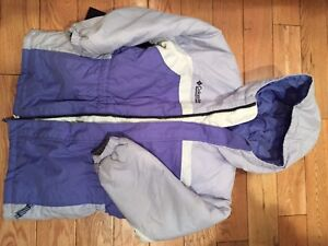 Columbia sz 4/5 jacket and Free Country sz 4 Snowpants