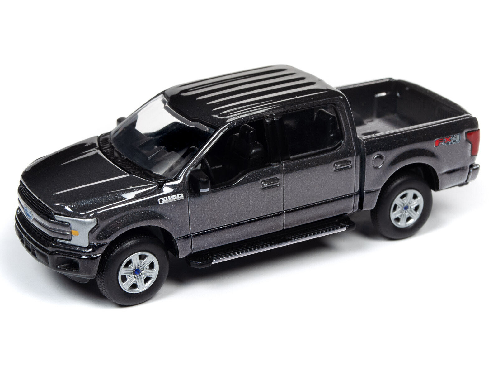 Auto World New  '18 Ford F-150 Lariat Pick Up Truck 1:64 Scale Diecast Car  1
