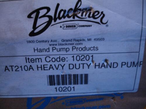 "3 Blackmer Heavy Duty HandPump Transfer Pump AT210A 3/4"" Drum Barrel 210A  10201"