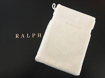 Bath Wash Mitt (RALPH LAUREN HOME Clavenue Turkish Cotton Bath Wash Mitt)