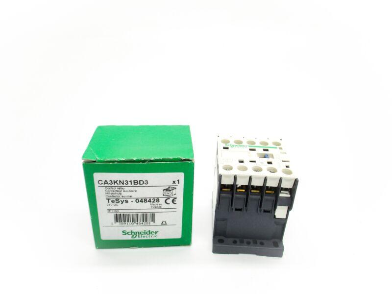 SCHNEIDER CA3KN31BD3 24VDC 10A NSMP