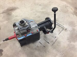 78 Ford four speed transmission