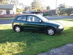 2000 Mitsubishi Mirage Hatchback 5 speed ice cold air Mount Barker Mount Barker Area Preview