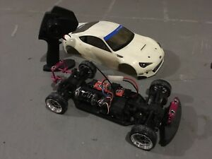 HPI RS4 Sport 3 Drift RC Car