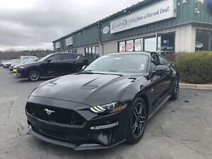 2018 Ford Mustang GT LEATHER/BACK UP CAMERA/ALLOYS/REMOTE STA...