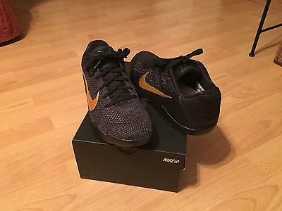 Kobe 11 Nike iD With Custom Lettering On Tounges! KB20 60 / 4 13 16 Size 10.5