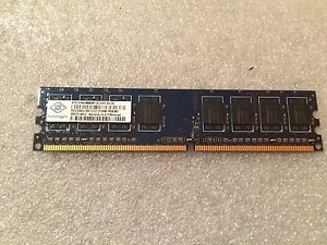 Memoria-DDR2-Nanya-NT512T64U88B0BY-3C-512MB-PC2-5300-667MHz-CL5-240-Pin