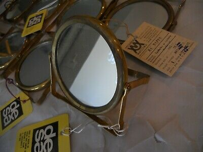 DESA WORKS OF MODERN ART SET OF 12 VANITY,MAKEUP MIRRORS WITH THE 12 ZODIAC