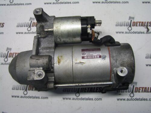 LEXUS LS 460 engine MOTOR STARTER 28100-38021 used 2007