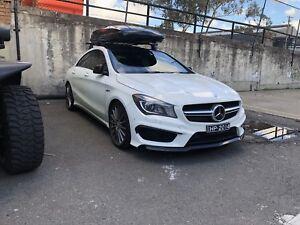 2014 Mercedes CLA45 amg sale or swap