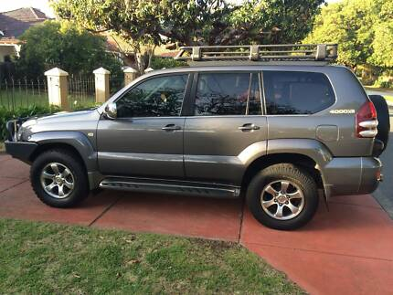 2008 Toyota LandCruiser Mount Lawley Stirling Area Preview