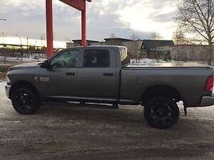 Very clean2013 ram 3500 diesel