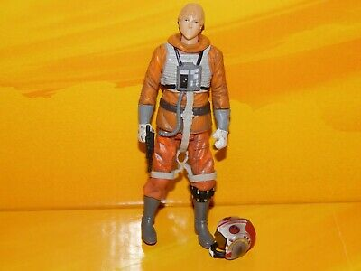 "STAR WARS REBEL PILOT LUKE SKYWALKER 3.75"" ACTION FIGURE #2"