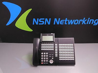 Nec Dt330 Dtl-32d-1 Bk Tel 32-button Display Phone 680006 W Dcl-60-1 Console