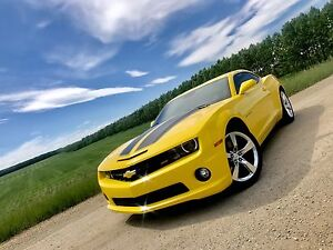 2010 CHEVROLET CAMARO 2SS LOADED/LEATHER/6SPD