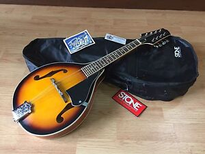 NEW-RT-M1-MORGAN-MONROE-ROCKY-TOP-034-A-034-STYLE-MANDOLIN-WITH-FREE-GIG-BAG
