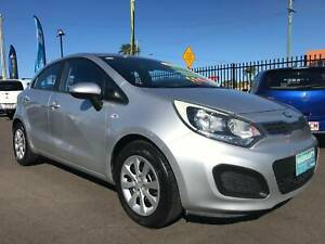 2013 Kia Rio S Hatchback Bundaberg West Bundaberg City Preview