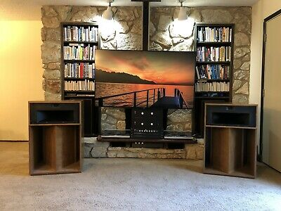 Vintage Klipsch La Scala Speakers Great working condition -Sequential Serial #'s