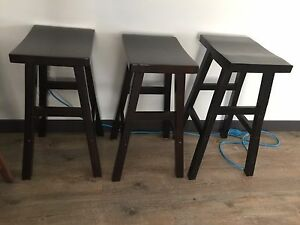 Counter bar stools