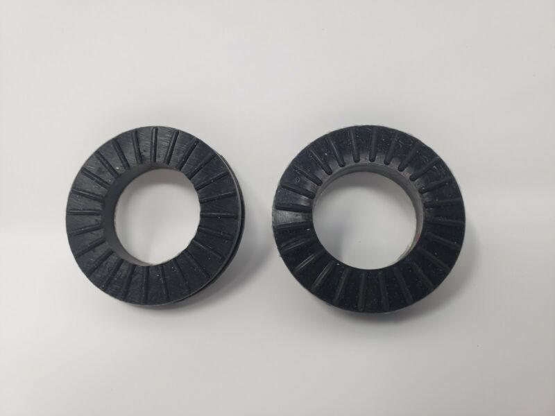 Lot of 2 VenMill VMI 3500 Rubber Grommets PN2020 Use On VMI 3500 Buffing Machine