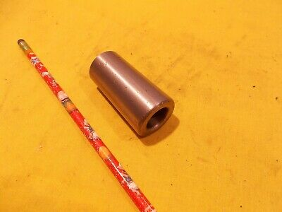 2 Mt Into 4 Morse Taper Spindle Sleeve Lathe Mill Grinder Tool Holder Adapter