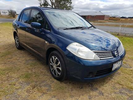 2009 Nissan Tiida Sedan Traralgon Latrobe Valley Preview