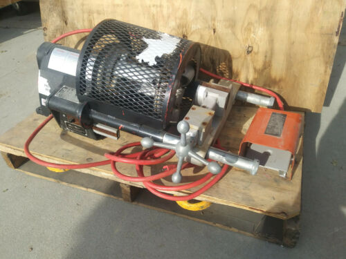 Ridgid / Parker Hannifin 4182 pipe threader threading machine