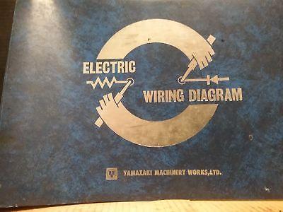 Mazak Yamazaki Vqc-1540 Wiring Diagram5000 Y.k.