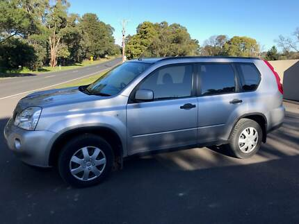2008 Nissan X-trail ST Wagon Narre Warren Casey Area Preview
