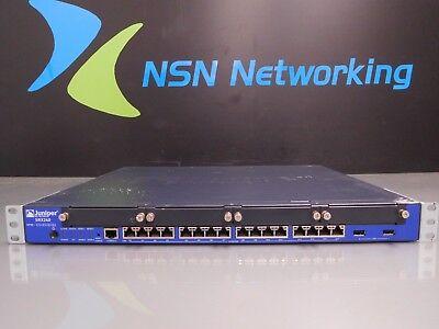 Juniper Networks Srx240 Srx240b 16 Port Secure Services Gateway W  Rack Ears