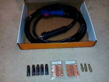 MIG  Welding gun  MB 15AK   Brand New with consumables Woodville Park Charles Sturt Area Preview
