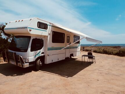 Winnebago Leisure Seeker Motor Home Beaumaris Bayside Area Preview