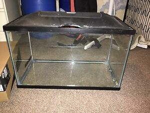 Fish tank 10 gallon