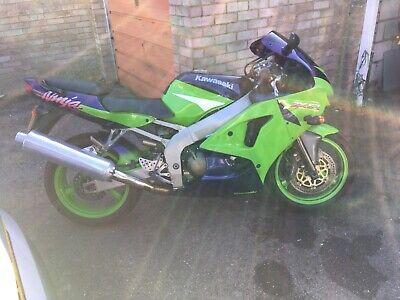 Kawasaki ninja  zx6r 600