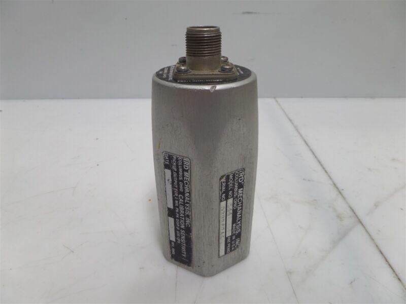 IRD Mechanalysis Model 544 Vibration Sensor