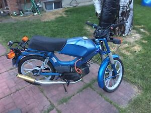 1999 Tomos Targas ScooterLOW BALLERS WILL NOT BE ANSWERED