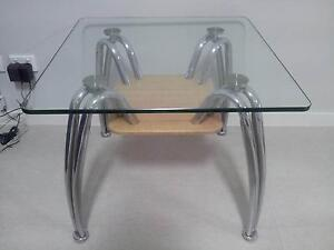 Side Table (Glass) Condell Park Bankstown Area Preview