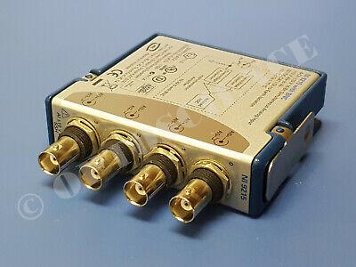 National Instruments Ni 9215 Cdaq Analog Input Module Bnc Simultaneous Sampling