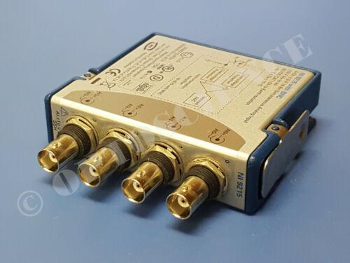 National Instruments NI 9215 cDAQ Analog Input Module BNC, Simultaneous Sampling